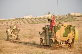 الجيشان التركي والامريكي يبدآن بانشاء المنطقة الآمنة في سوريا