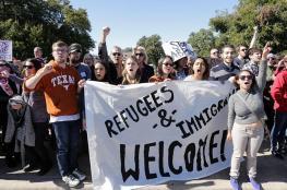 أمر قضائي  يسمح بدخول اللاجئين السوريين الى أمريكا