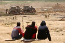 توغل إسرائيلي شرق خانيونس جنوب قطاع غزة
