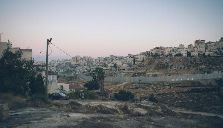 القبض على تاجري مخدرات كانا في طريقهما لبيع مواد مخدرة في عناتا شرق القدس