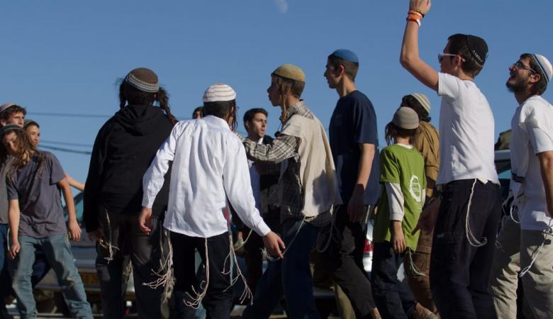 اهالي مادما يصدون هجوما للمستوطنين