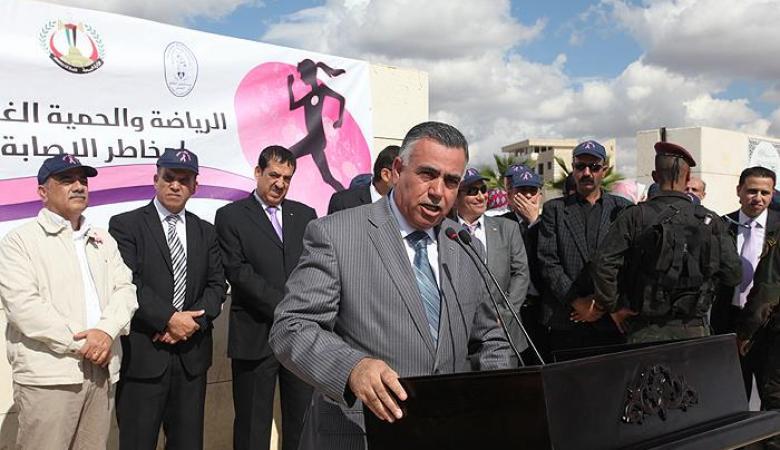 الأعرج يقرر وقف أي تخصيصات جديدة للأراضي في قطاع غزة حتى اشعار آخر