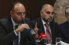 """زملط : الرئيس لن يفاوض اسرائيل الا في اطار """"مؤتمر دولي للسلام """""""