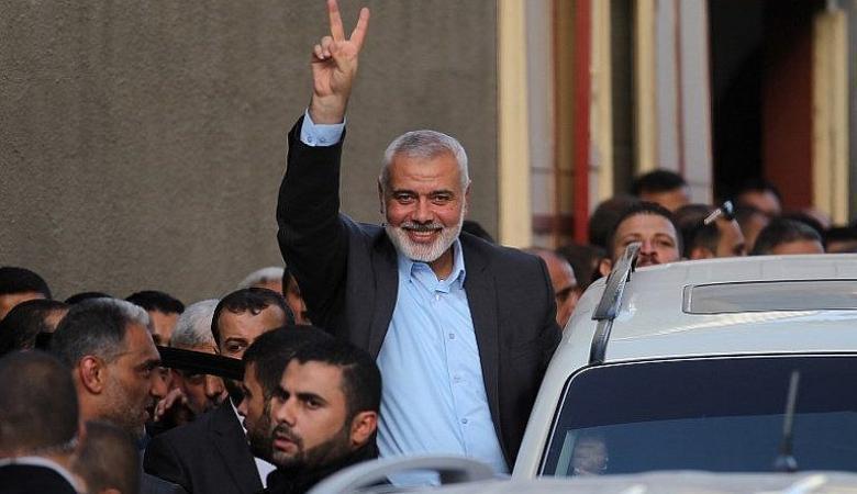 حماس : وفد برئاسة هنية يتوجه الى مصر