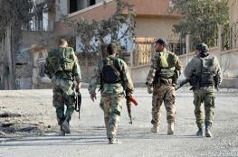 """اكثر من 40 قتيلاً في هجوم لداعش قرب """"الباب السورية """""""