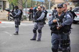 قوات الاحتلال تعتقل 7 مواطنين من العيسوية في القدس