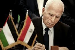 حركة فتح ترسل وفدا لتسليم الجانب المصري رد الحركة على المصالحة