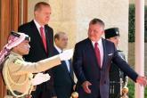 أردوغان يزور الاردن للقاء الملك عبد الله قريباً