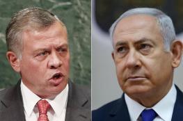 اسرائيل تتوعد الاردن بالعطش اذا ما نفذت اعلانها بشأن الباقورة والغمر