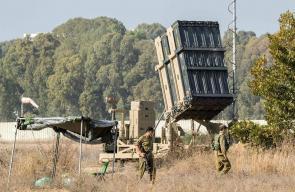 جيش الاحتلال ينشر منظومة القبة الحديدية في المناطق المحاذية للقطاع