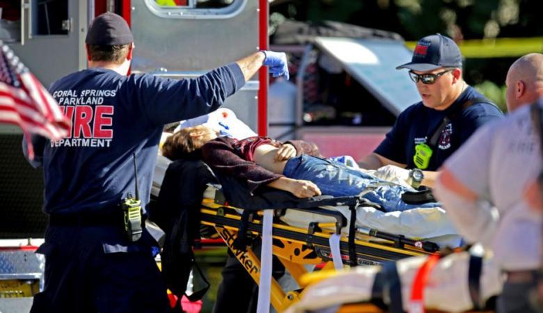 قتلى باطلاق نار بمدرسة ثانوية بولاية ميريلاند الامريكية