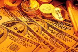 اسعار الذهب ترتفع مع تراجع سعر الدولار