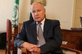 أبو الغيط : محاولات الالتفاف على حل الدولتين مضيعة للوقت