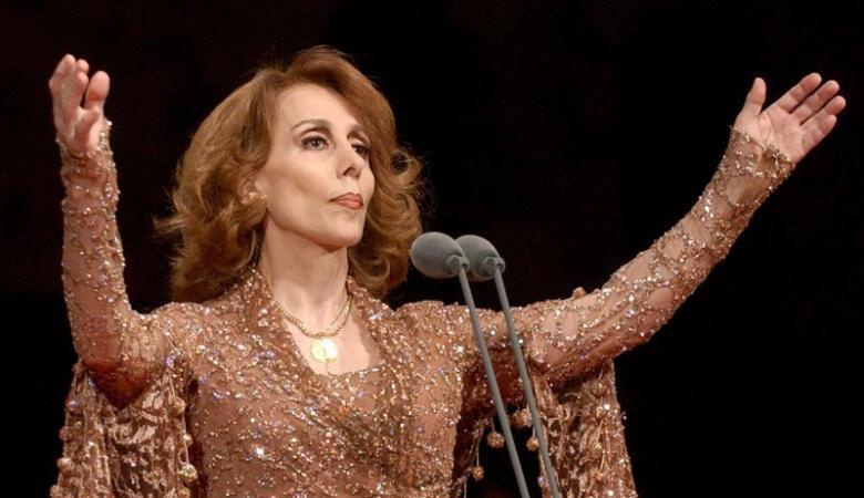 تدهو الحالة الصحية للفنانة اللبنانية فيروز