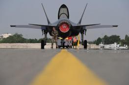 """واشنطن توقف إنتاج أجزاء """"إف-35"""" في تركيا"""