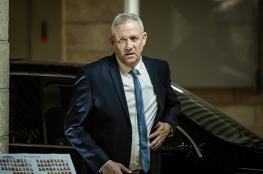 أغلبية الاسرائيليين يؤيدون غانتس في تشكيل الحكومة