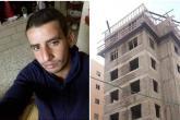 اصابة شاب من جنين بجراح حرجة اثر سقوطه عن بناية قيد الانشاء في العفولة