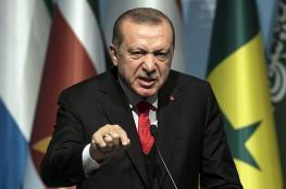 اردوغان : لن نسمح بترك القدس تحت رحمة المحتلين القتلة