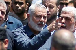"""صحيفة : شروط السنوار لابرام تهدئة طويلة الامد مع """"اسرائيل """""""