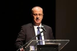 الحمد الله: سنبقى أوفياء مخلصين لإرث ياسر عرفات