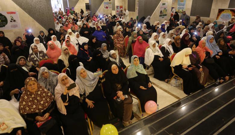 زوجة شهيد ..وفاة سيدة فلسطينية بعد ادائها لفريضة الحج
