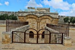 مجلس الافتاء يحذر من اعادة اغلاق مصلى باب الرحمة