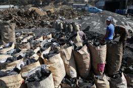 الاحتلال يستولي على شاحنة محملة بـ3 أطنان من الفحم في يعبد