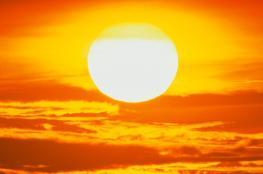 حالة الطقس : أجواء حارة إلى شديدة الحرارة