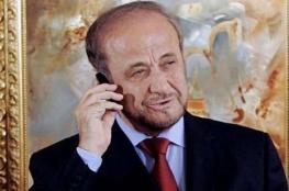 عم بشار الأسد يسخر من شائعة وفاته