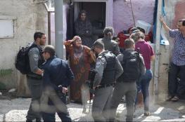 المستوطنون يحاولون السيطرة على قطعة ارض في الشيخ جراح بالقدس
