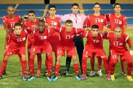 منتخب فلسطين للشباب يفوز على نظيره العماني