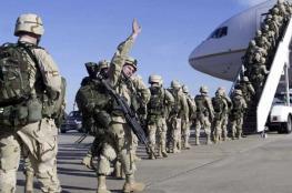 الجيش الامريكي يبدأ بسحب قواته من افغانستان