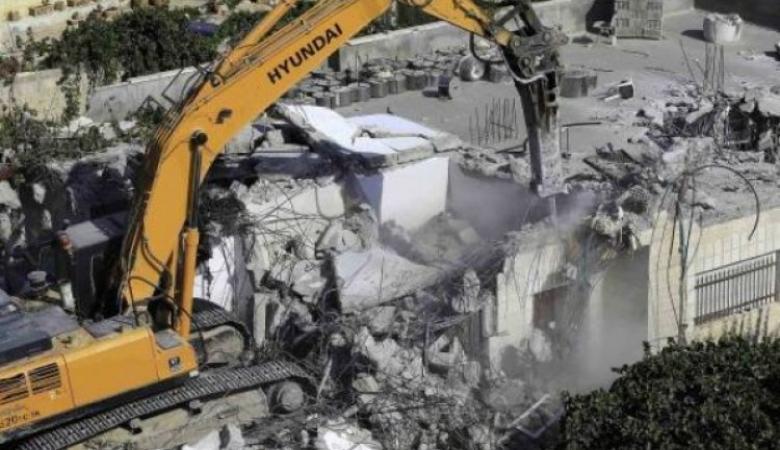 """""""بتسيلم"""": """"العليا الإسرائيلية"""" مسؤولة عن هدم منازل الفلسطينيين"""