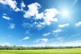 حالة الطقس : أجواء غائمة ولطيفة حتى منتصف الأسبوع