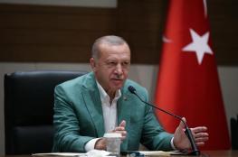 أردوغان يعلن انشاء منطقة آمنة داخل الاراضي السورية