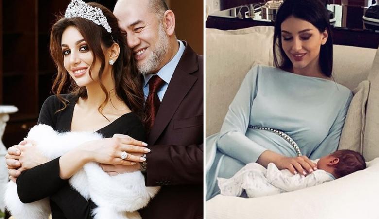 ملكة جمال روسيا : لم اخن زوجي وهكذا  طلقني الملك