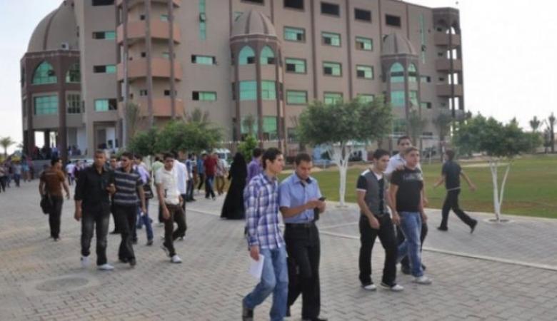 التعليم بغزة تلغي اعتماد 3 مؤسسات تعليم عالي