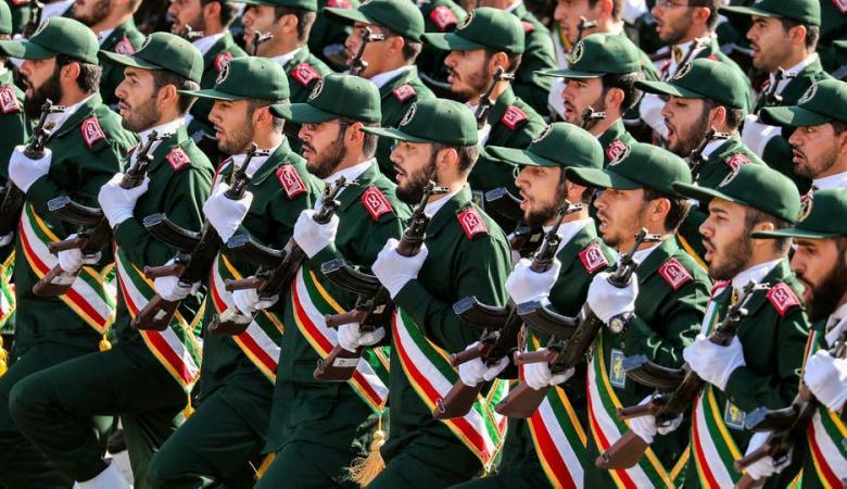 """الحرس الثوري يحذر من الاعتداء على """"أصدقاء الثورة الاسلامية"""""""