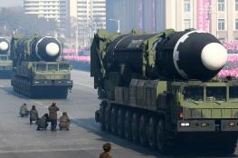 صاروخ كوري شمالي يستطيع ضرب كل الاراضي الامريكية