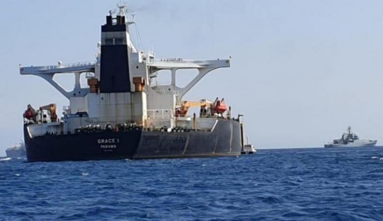 اختفاء ناقلة اماراتية في المياه الايرانية