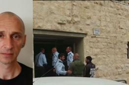 مقتل ضابط أمن اسرائيلي طعناً  في مستوطنة ابو غنيم