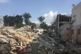 شرطة الاحتلال تهدم منزلًا في اللد