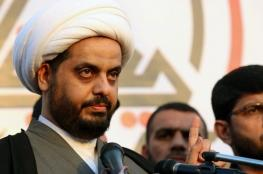 عقوبات امريكية تستهدف زعيم عصائب اهل الحق وشقيقه وآخرون