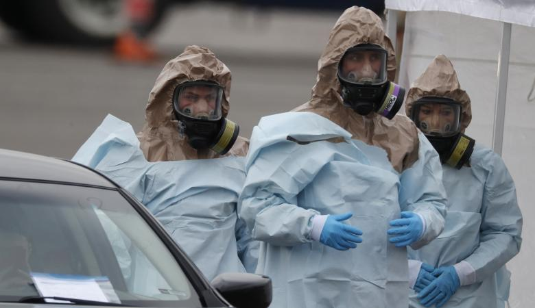 فيروس كورونا يتفشى في الجيش الامريكي