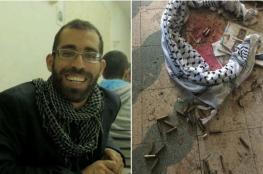"""رام الله : انتهاء قضية  """"باسل الاعرج """" بسبب استشهاده"""