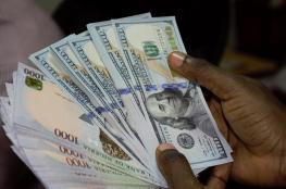 اسعار العملات : الدولار يحافظ على ارتفاعه مقابل الشيقل
