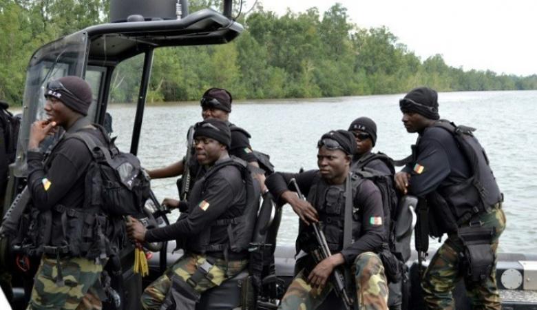 فقدان 34 جنديا كاميرونيا بعد غرق مركبهم