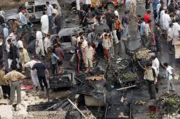 تفجيرات دامية في بغداد وداعش يتبنى