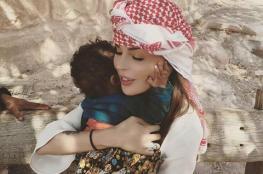 عارضة الأزياء الايطالية التي شعرت بأنها صراف آلي في الاردن تعود من جديد الى عمان