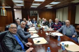 توزيع المناصب بمجلس إدارة غرفة تجارة نابلس
